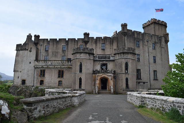 Clan MacLeod, Dunvegan Castle, Isle of Skye, Scotland