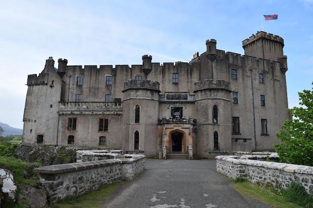 Clan MacLeod, Dunvegan Castle, Isle of Skye, Scotland