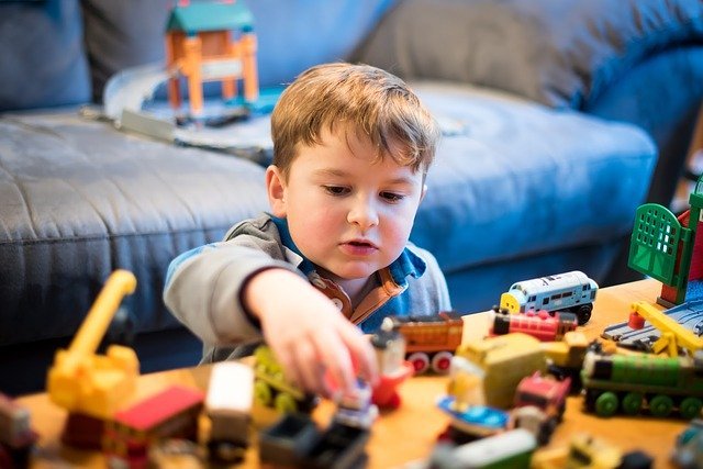 Things To Check When Buying Toys For Toddlers
