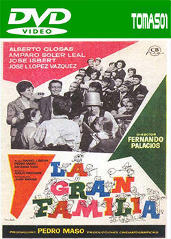 La gran familia (1962) DVDRip