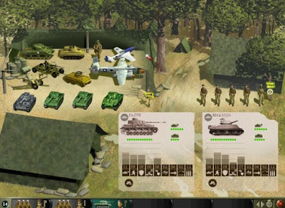 Panzer General 3D Assault  Pc Game Free Download Full Version