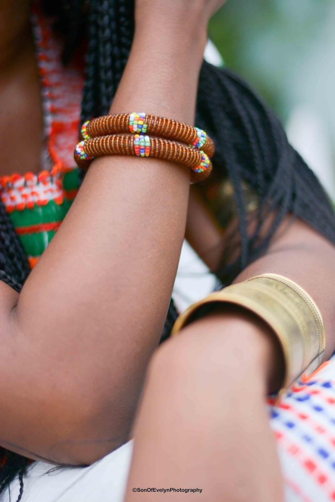 Fulani Jewellery Bracelet