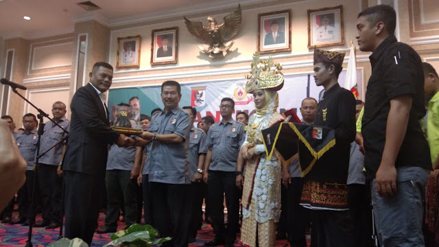 Pengprov Perbakin Lampung Masa Bakti 2018-2022 Resmi Dilantik