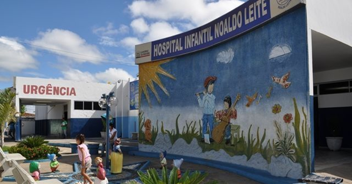 Após sofrer engasgo, criança de 10 anos morre no Hospital Infantil de Patos
