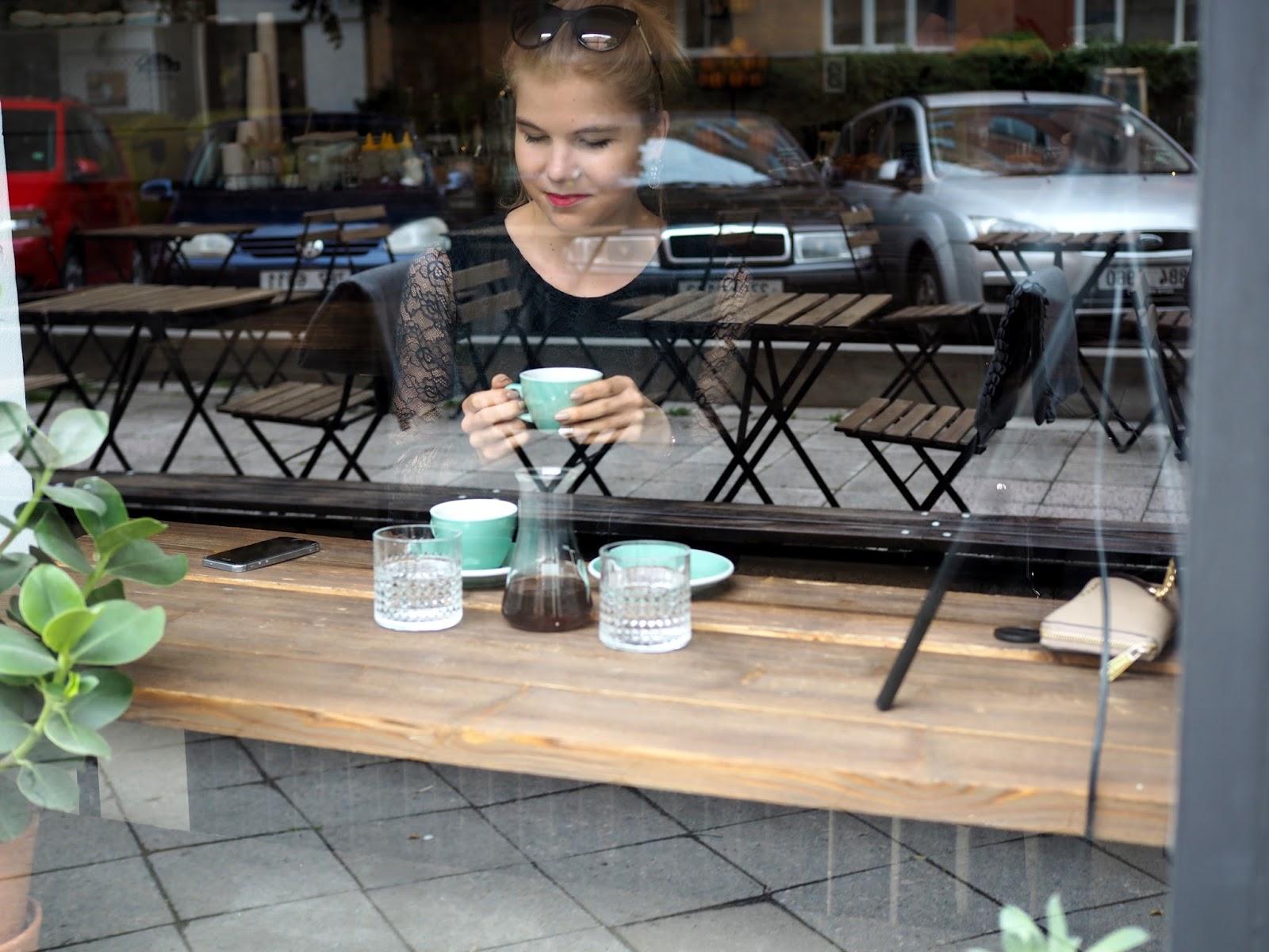 Punkt kavárna brno