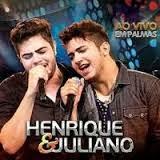 Henrique e Juliano - Até Você Voltar
