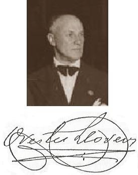 El ajedrecista Orestes Llorens i Domènech