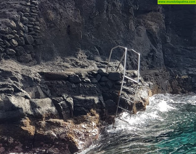 Coalición Canaria reclama medidas de seguridad para los bañistas en la zona de costas de Puntallana