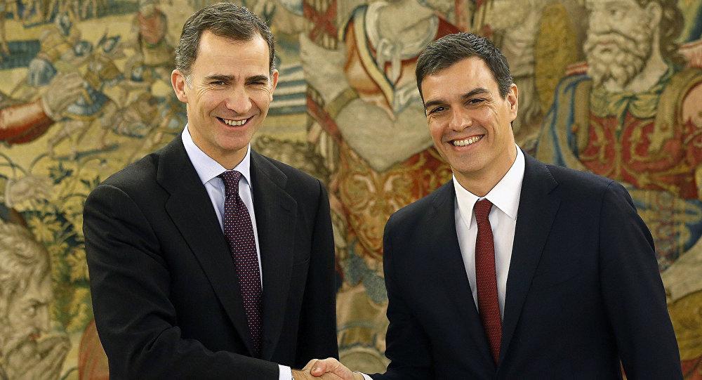 EL PERSONAJE DEL DÍA CON BEGOÑA VILA: Felipe VI de España