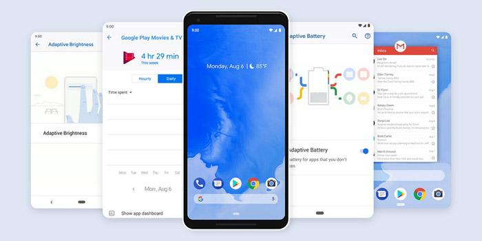 Wow, 9 Fitur Baru Android 9 Pie Yang Tidak ada Pada Versi Sebelumnya