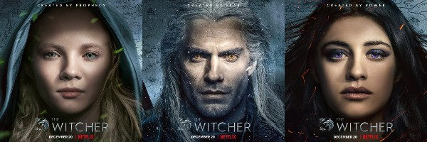 protagonistas The Witcher