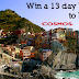 Win a 13 Day Holiday to Europe Travel Contest