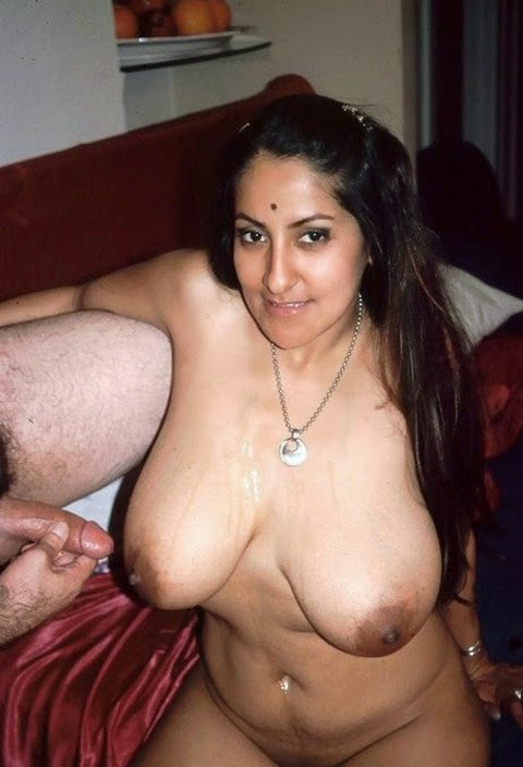Black Busty Indian-3307