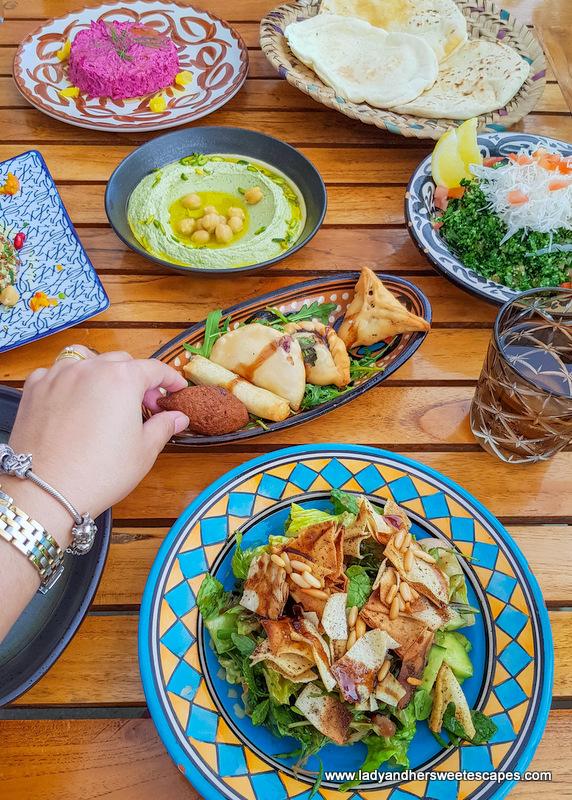Al Maeda classic appetizers