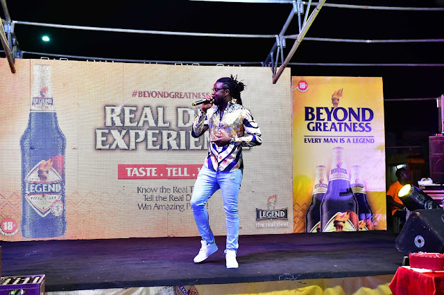 DSC 0905 - Harrysong thrills fans at Legend's Real Deal Experience Concert in Enugu