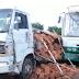 Caminhão sem freio provoca acidente em Itapicuru