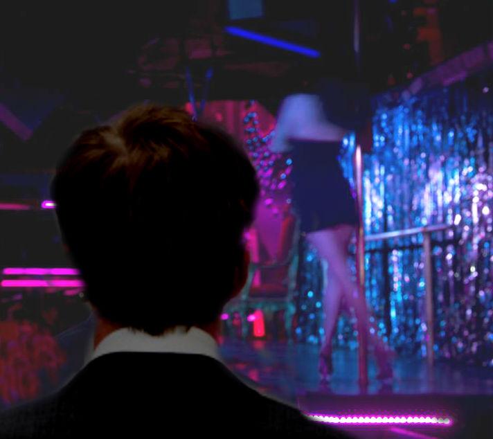 Dana point strip clubs