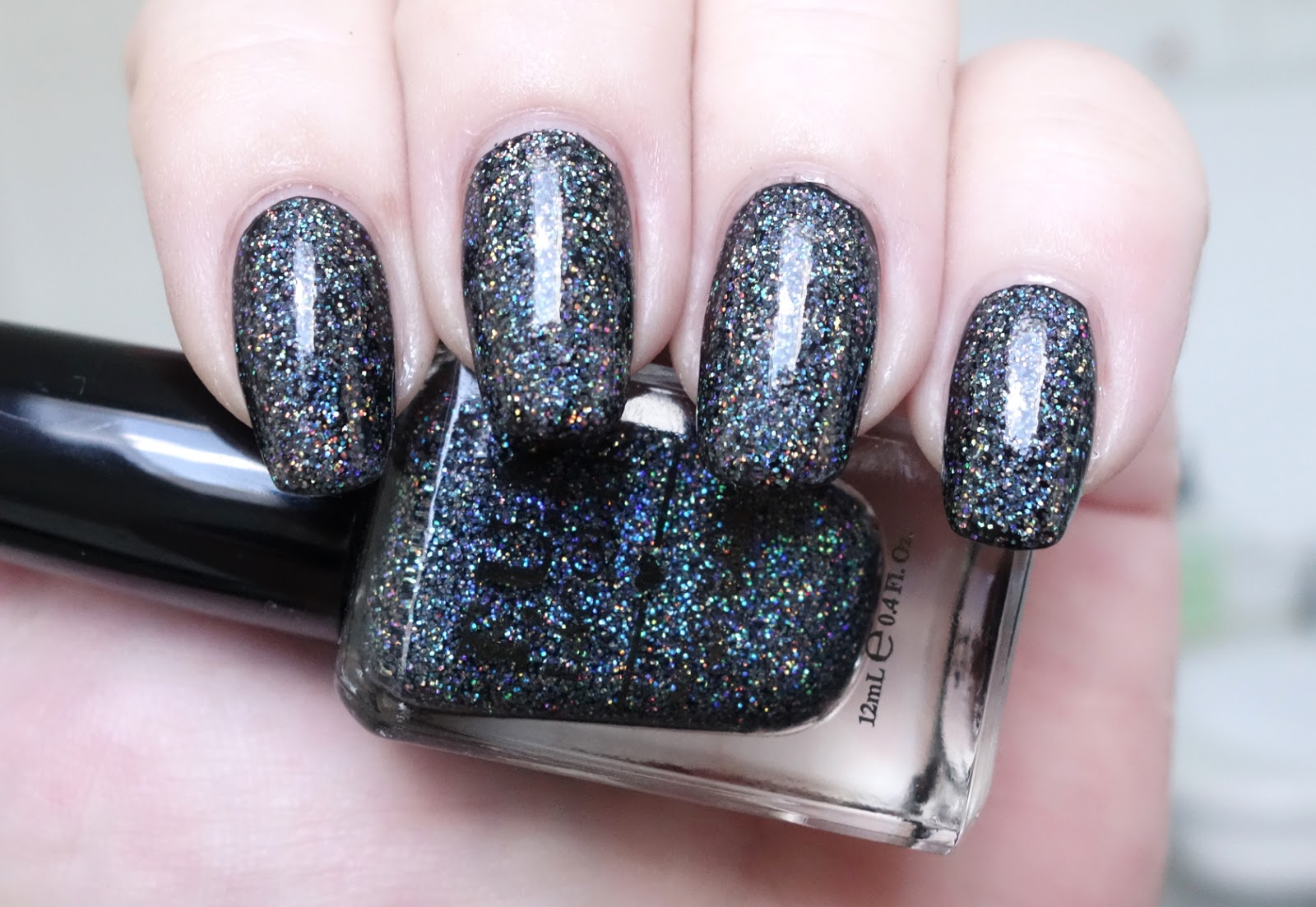 Holographic Nail Polish Fun Lacquer - Creative Touch