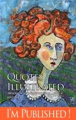I'm Published in This Book by Leslie Riley! Two of my paintings have been selected!