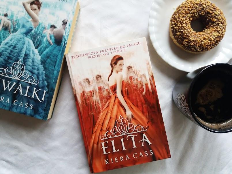 """Nie wszystko złoto, co się świeci: """"Elita"""" - Kiera Cass"""