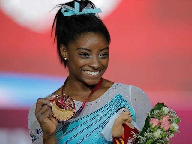 Simone-Biles-Becomes-The-First-Woman-Wins-All-Around-World-title-in-Gymnastic