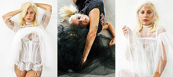 Lady Gaga, magazine cover, photo shoot