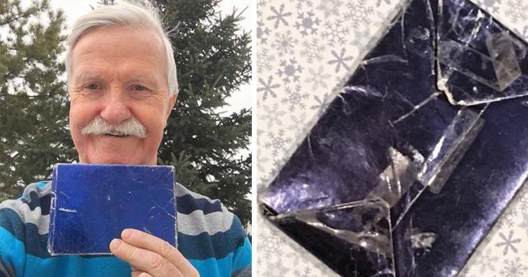 Τον χώρισε πριν τα Χριστούγεννα και κράτησε κλειστό το δώρο για 48 χρόνια