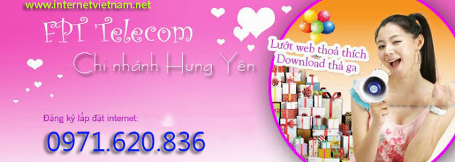 Đăng Ký Internet FPT Phường Hồng Châu