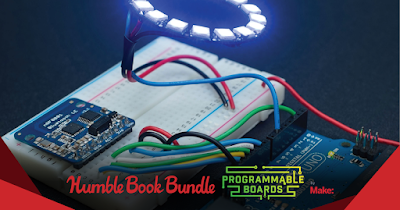 Humble Book Bundle: Programmable Boards by Make