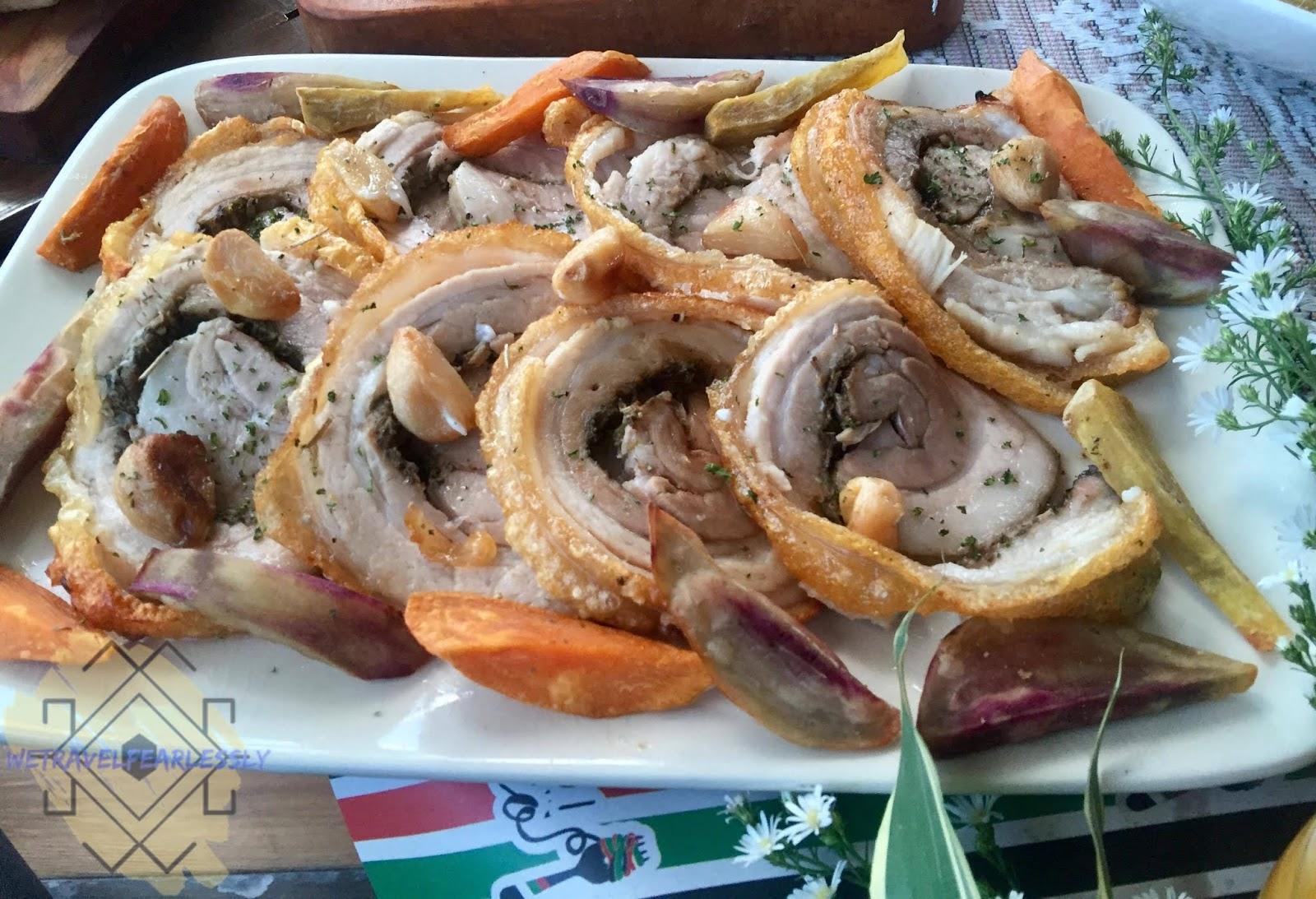 Porchetta (PHP780) in Cucina di Francesco in Libis, Quezon City - WTF Review