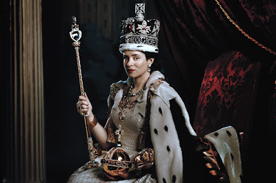 Reina Isabel II Claire Foy