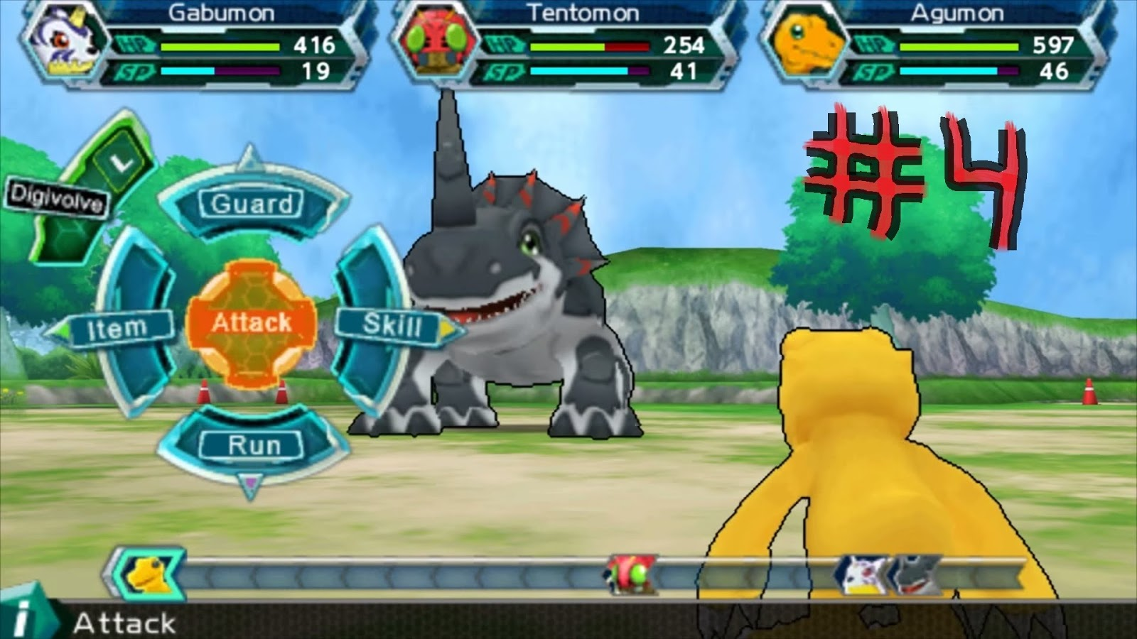 Download Game Digimon Fusion For Android