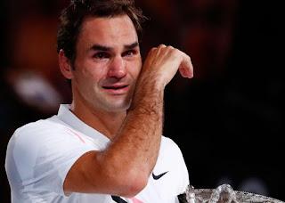 Si señores lo hizo otra vez. The Master Roger Federer es el. Campeón del  AO2018 al vencer a. Marin Cilic por 62-67(5)-63-36 y 61 en 3hs de partido. 0de78fec43f