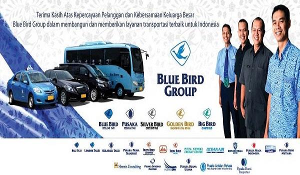 BLUE BIRD GROUP : HRD, MANAGEMENT, SALES, FACILITATOR, STAFF, SPV, RECRUITMENT DAN CS - INDONESIA