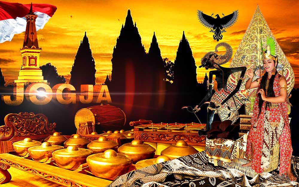 Welcome to Yogyakarta