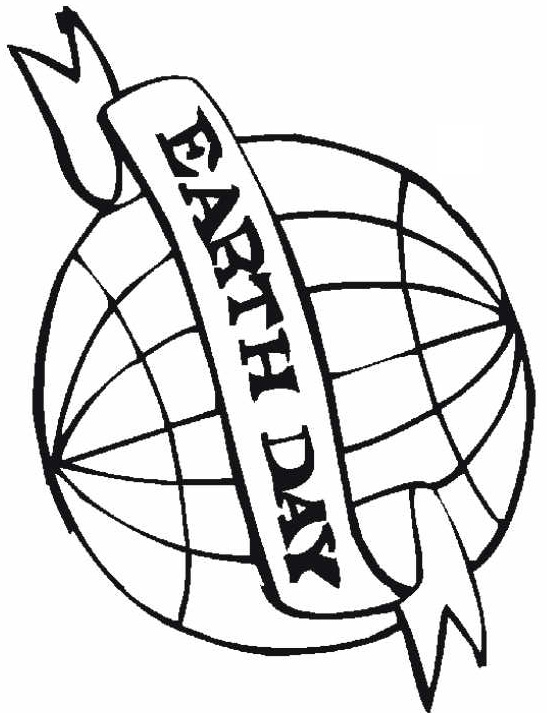 earth day coloring pages 2013 - photo#34