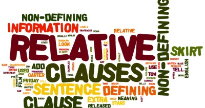Click On Relative Clauses The Sentences Which That Give Information