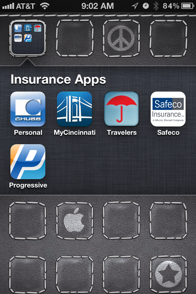 at t insurance iphone fey insurance iphone apps for insurance companies 10167