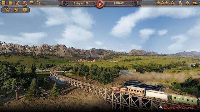 Railway Empire Germany Gameplay Screenshot 2