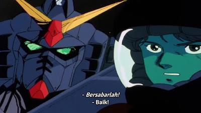 MS ZETA Gundam Episode 04 Subtitle Indonesia