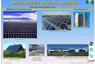Solar Photovoltaic (PV) Project Analysis with RETScreen