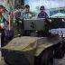 Hasil Karya Anak Bangsa, Tank Amfibi dan UGV