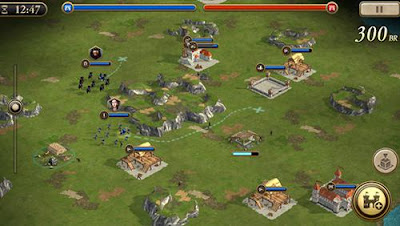 Age of empires APK MOD World domination Terbaru 2016