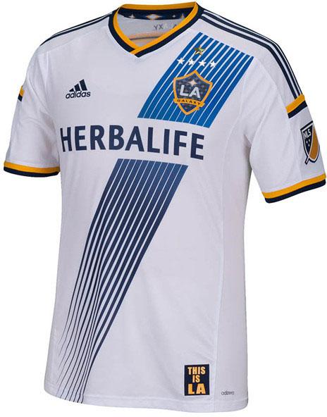 52f36c27b LA Galaxy reveal new 2018 primary jersey | MLSsoccer.com