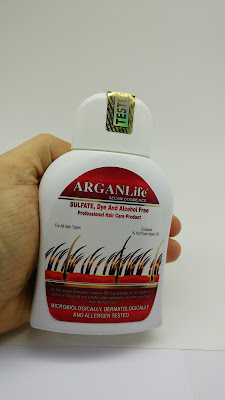 ARGANLife Shampoo For Hair Loss and Hair Regrowth