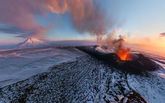 Volcano Wallpapers