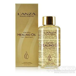 healing oil lanza fracionado
