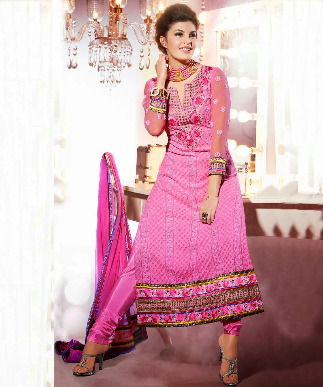 Indian Readymade Suits 2013 2014 Latest Colorful