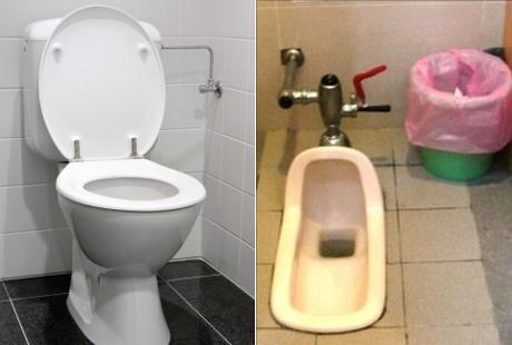 HARY PRASETYO: kecelakaan di toilet duduk , toilet accident