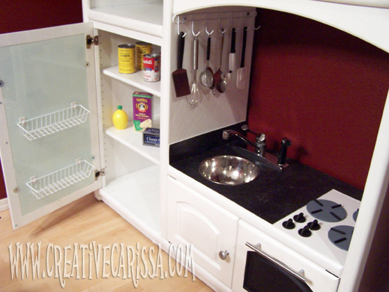 DIY Play Kitchen Reveal!